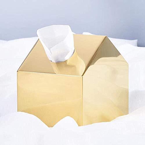 Gewoon Tissue Box tissue doos, met vloer Rechthoekige multifunctionele Praktische tissue box Tissue Box voor thuis/kantoor/auto,S