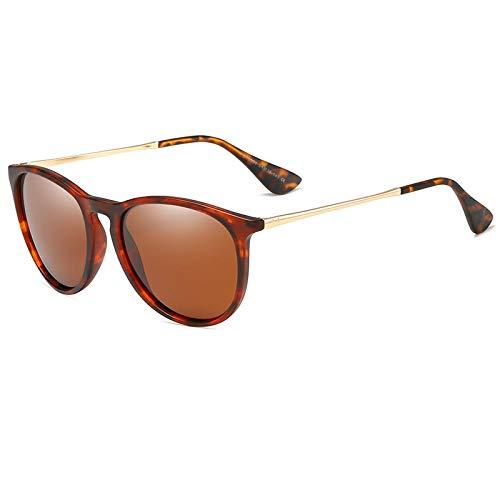 QINGZHOU Gafas De Sol,Gafas De Sol Polarizadas, Gafas De Sol Clásicas, Gafas De Sol Retro, Mismo Estilo Para Hombres Y Mujeres