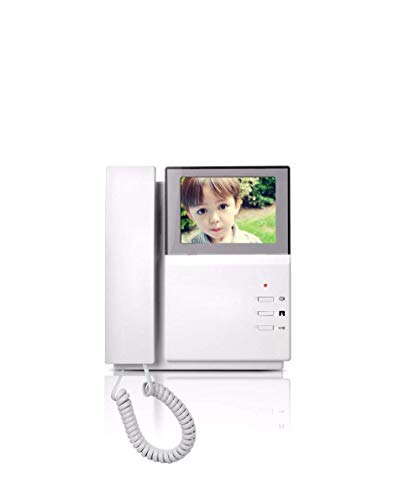 NA Home Video Intercom 4.3Inch Video Deur Telefoon Deurbel Intercom Systeem RFID-toegangscontrole Deur Camera voor 10 Eenheid Appartement