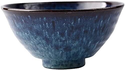 KMILE Cubierta de cerámica Cuenco Creativo Vajilla Peacock Fideos Tazón Ensalada Europea Bowl Rice Bowl Ceramic Ramen Bowl Home Soup Bowl Pasta Bowls