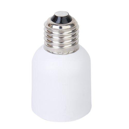 Zocalo Enchufe Adaptador Convertidor Tornillo De Luz LED Bombilla Bulbo E27-E40