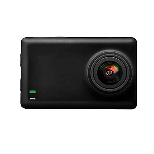 Actiecamera HD Maak Een Foto Video 4K Bluetooth Bediening Op Afstand Microfoon GPS Track Afspelen Aanraakscherm Wifi Buitenshuis Waterdicht Videocamera Klein Draagbaar Binnen DV,Black