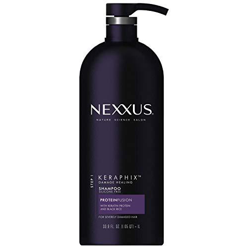 Nexxus Keraphix Shampoo, for Damaged Hair, 33.8 oz