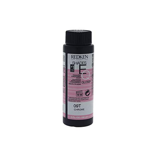 Redken rotken Shades EQ Equalizing Conditioning Color Gloss - Chrome, 1er Pack (1 x 60 ml)
