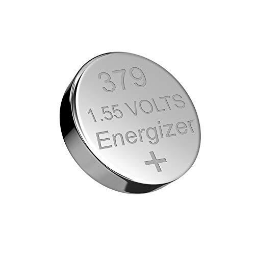 Energizer 379 SR521SW SB-AC Pile de Montre