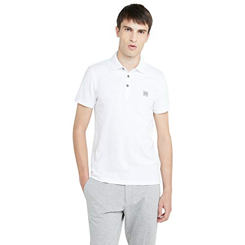 Hugo Boss Polo Slim Fit van katoen