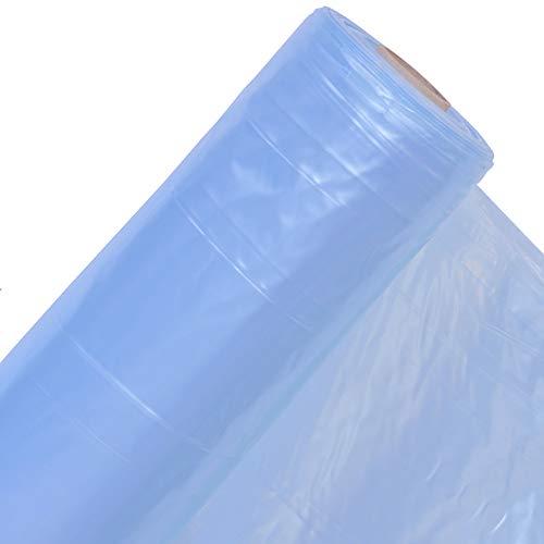 Foliarex UV2 - Lámina de polietileno transparente para invernadero, 8 m (género al metro)
