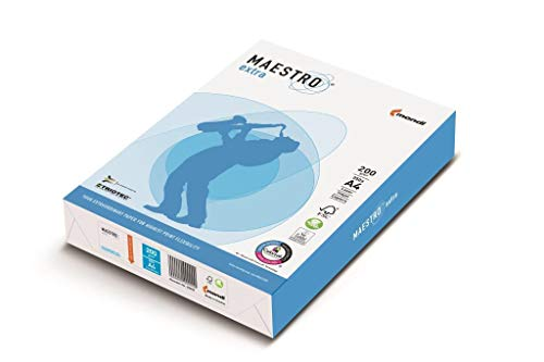 Mondi Maestro Extra Papier 200 g/m² A4 250 Blatt