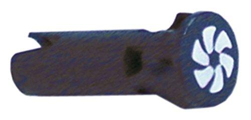 Omniwash afdekplaat voor vaatwasser SEI 1P, SEI 2P / S symbool cyclus ø 10mm