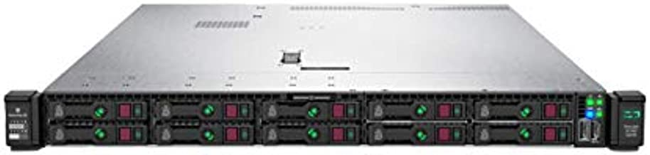 Hewlett Packard Enterprise HPE ProLiant DL360 G10 1U Rack Server - 1 x Xeon Gold 6230-32 GB RAM HDD SSD - Serial ATA/600, 12