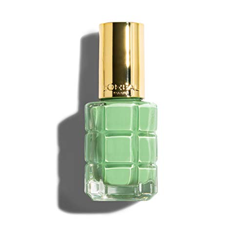 L 'Oréal Paris Color Riche Ölfarben-Nagellack für Nägel, angereichert mit wertvollen Ölen B01 Pistache Royale