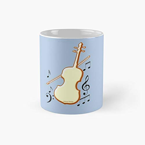 Singing Classic Mug | Best Gift Funny Coffee Mugs 11 Oz