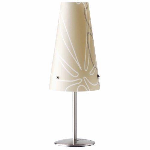Brilliant 02747/20 Lampe à Poser ISI E14 Marron