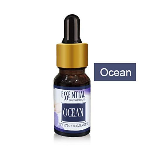 EDCV Mini Air Cool Mist Humidifie Aroma Diffuser Ultrasone luchtbevochtiger Aromatherapie, oceaan