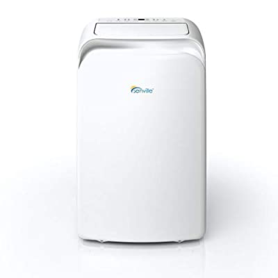 Senville SENP/14 Portable Air Conditioners, 14000 BTU with Heat