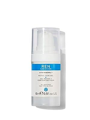 REN Clean Skincare Vita Mineral Active 7 Eye Gel 15ml / 0.5 fl.oz. from Ren