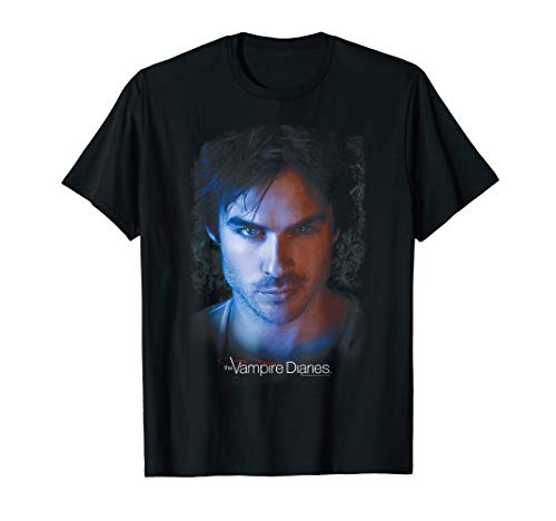 The Vampire Diaries Damon T Shirt