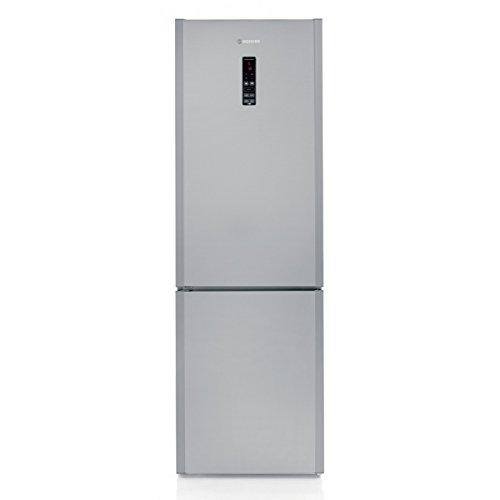 Hoover HDCN 182 AD Libera installazione 277L A+ Alluminio frigorifero con congelatore