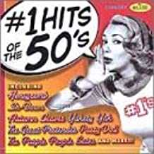 #1 Hits of the 50's
