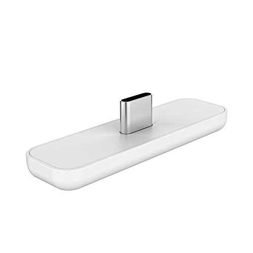GULIkit Route Air Wireless Bluetooth Audio Adapter for The Nintendo SwitchSwitch Lite White