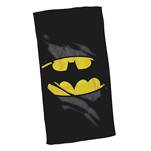 Batman Plaid Coperta in Pile 1 Varie misure Personaggi collezione Idea Regalo accessori DC Comics Gotham City film coperta invernale decorazioni casa divano letto Joker (100x160 cm)