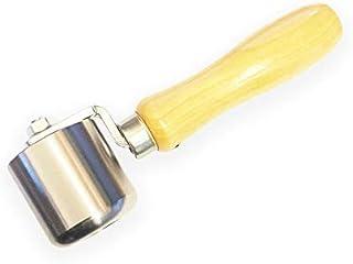 A.A Rolo de costura de aço com extremidade de raio de 5 x 5 cm para Eternabond