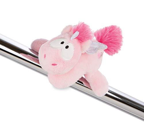 Nici 44362 Pink Kuscheltier Einhorn Harmony 12cm MagNICI, Plüschtier mit Magnet, Theodor & Friends