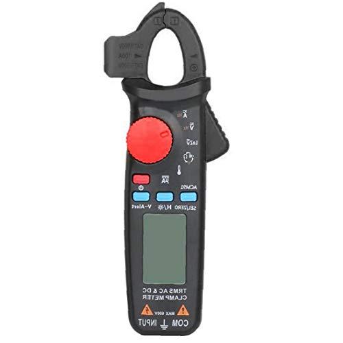 Multímetro Digital Multi Tester, Probador Del Metro Del Voltímetro Del Amperímetro Ohmiómetro Tensión Corriente Resistencia De La Capacitancia Del Diodo De Frecuencia Temperatura