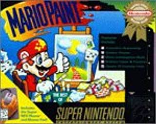 play mario paint online