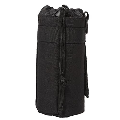 PiniceCore Ajustable De La Bolsa del Bolso De Agua Plegable Titular De La Botella Adjunto Portador De Mochila, Bolso De La Cintura, Cinturón-