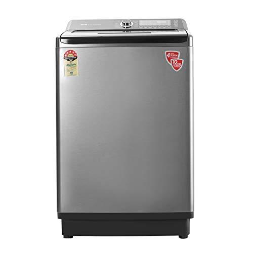 IFB 9.5 Kg Fully-Automatic Top Loading Washing Machine (TL-SDIN9.5kg, Grey)
