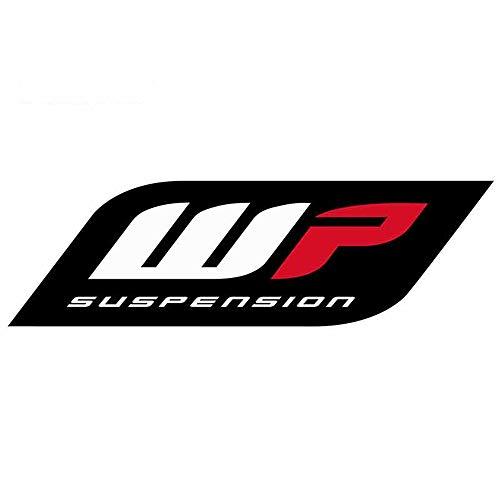 13 cm x 4,1 cm Autoaufkleber und Aufkleber für Wp Suspension Trunk Window Bumper Motorcycle Car Assessoires