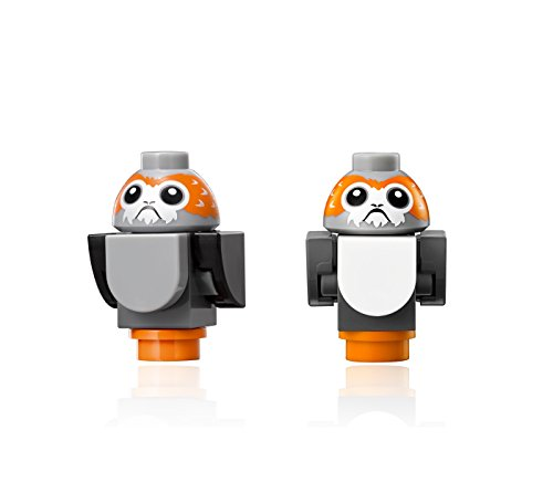 LEGO Star Wars The Last Jedi MiniFigure - Porg Animals (Combo Pack - 2 Different Styles)