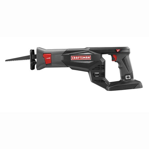 Craftsman C3 CRS1000 Reciprocating Saw (Tool Only - No Battery or Charger included!)
