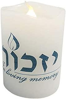 Rite Lite LED Flameless Yizkor Memorial Candle