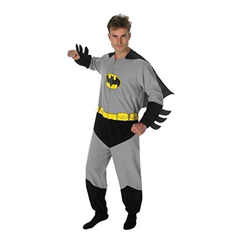Rubie's, Costume Ufficiale da Batman da Uomo, Taglia M