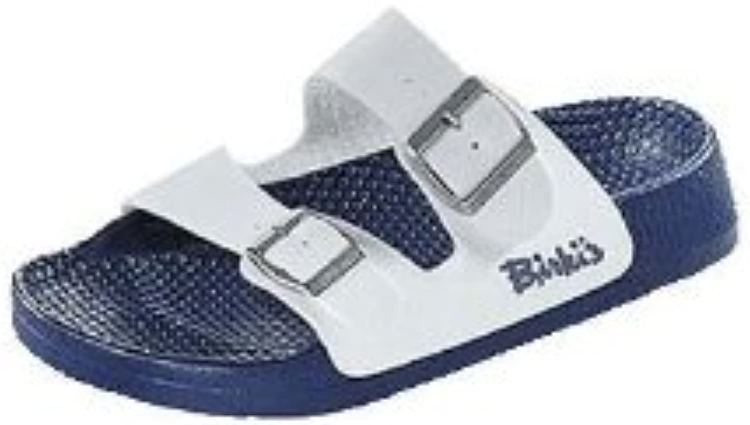 Birki's Womens Barbados from Birko-Flor Synthetic-Sandals