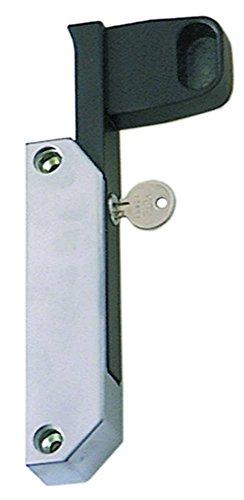 Schubladenverschluss 3.30.0515 für Kühlgerät Länge 137mm abschließbar EP rechts/links Profilrohr