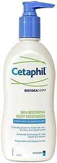 Cetaphil Restoraderm Skin Restoring Body Moisturizer for Dry Itchy Skin (295ml)