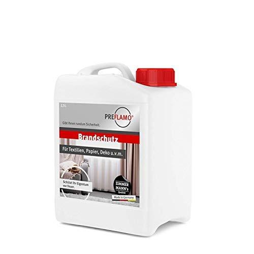 PREFLAMO® Brandschutzimprägnierung 2,5 Liter