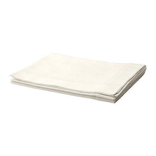 IKEA GULLMAJ - mantel, Encaje Blanco - 145 x 240 cm