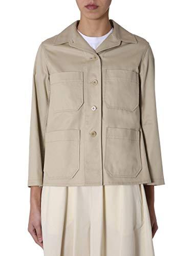 ASPESI Luxury Fashion Donna H307E79401236 Beige Cotone Giacca | Primavera-Estate 20