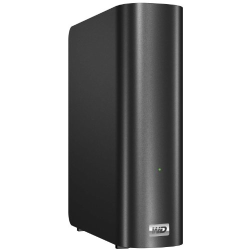 WD WDBAAH0020HCH My Book Elite Edition Hard Disk, 2 TB, USB 2.0, Nero