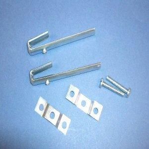Ideal Standard e209167Semi Aufsatzwaschbecken Befestigung Pack