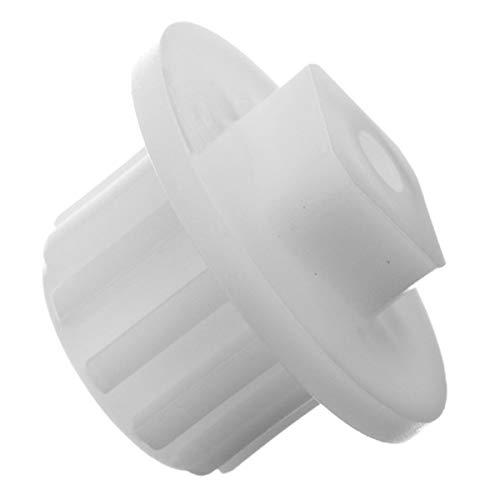 ILS – Engranaje de plástico de seguridad, piezas de repuesto para picadora de carne tamaño para Zelmer A861203, 86,1203