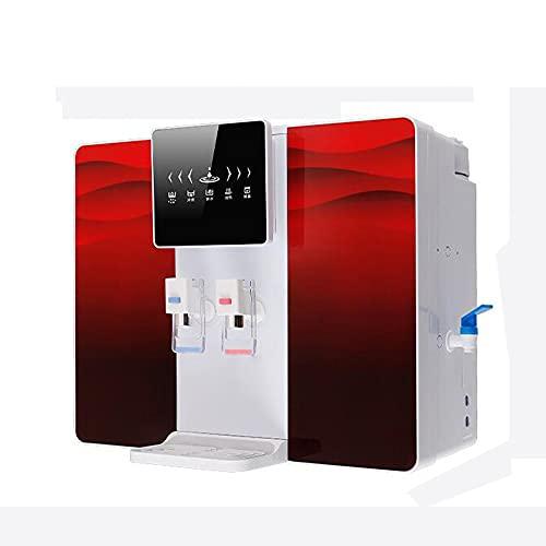 COUYY Purificador de Agua Calefacción para el hogar Máquina integrada Osmosis inversa Purificador Oportunidad de Venta para Vender purificador de Agua de Escritorio Directo.