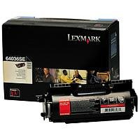 Lexmark 64036SE T640, T642, T644 Tonerkartusche schwarz 6.000 Seiten