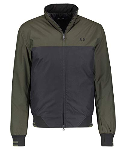 Fred Perry Colour Block Brentham Jas Heren