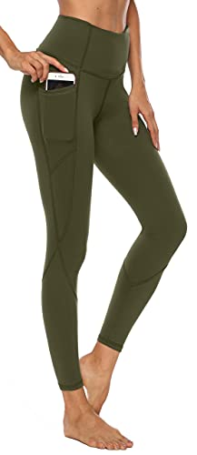 AFITNE Yoga Pants for Women High Wa…