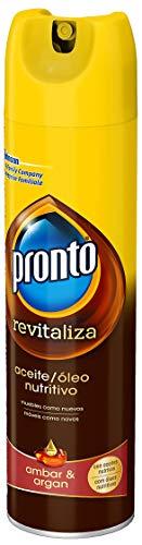 Pronto Limpiador Aceite Muebles - 250 ml